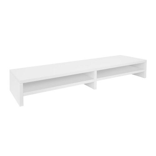 boho office® Schreibtischaufsatz, Weiß