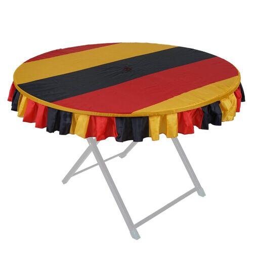 MCW Tischdecke »-D18« (1-tlg), Deutschlandfarben