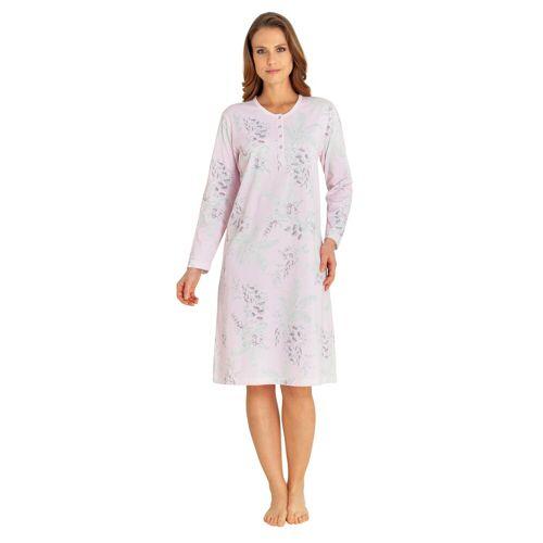 Hajo Nachthemd Bügelfrei Klima Komfort