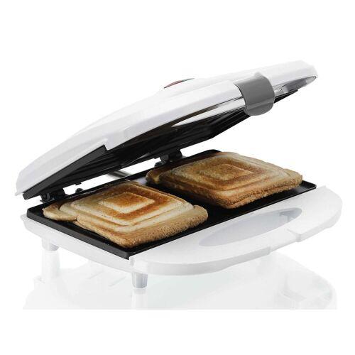 MELISSA Sandwichmaker 16240046 Sandwich-Toaster, weiß, 750 W