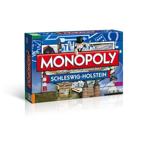 Winning Moves Spiel, Brettspiel »Monopoly Schleswig-Holstein«