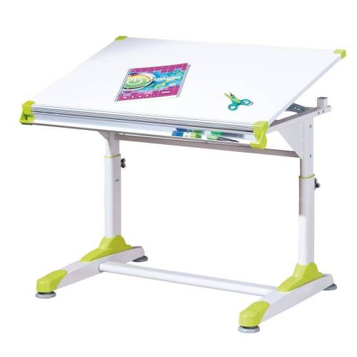 ebuy24 Schreibtisch »Color Schreibtisch Weiss.«