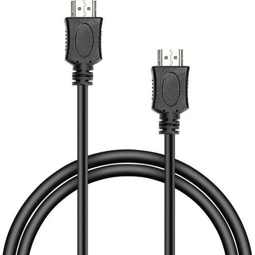 Speedlink »High Speed HDMI Kabel 1.50m Basic« Audio- & Video-Kabel, HDMI, (150,00 cm)