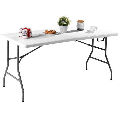 COSTWAY Klapptisch »Klapptisch«, Campingtisch Biertisch Tisch klappbar