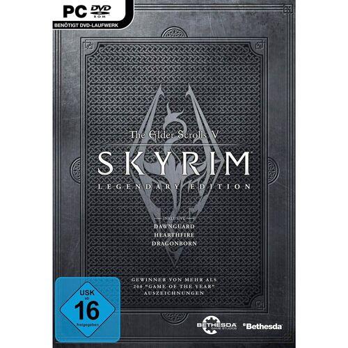 ak tronic PC DVD Skyrim Legendary Edition