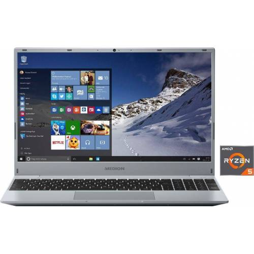 Medion AKOYA® E15301 Notebook (39,6 cm/15,6 Zoll, AMD Ryzen 5, 512 GB SSD)
