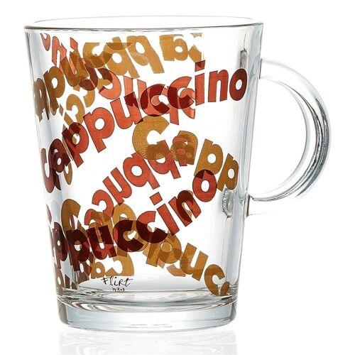 Ritzenhoff & Breker Cappuccinotasse »Cappuccino 380 ml«
