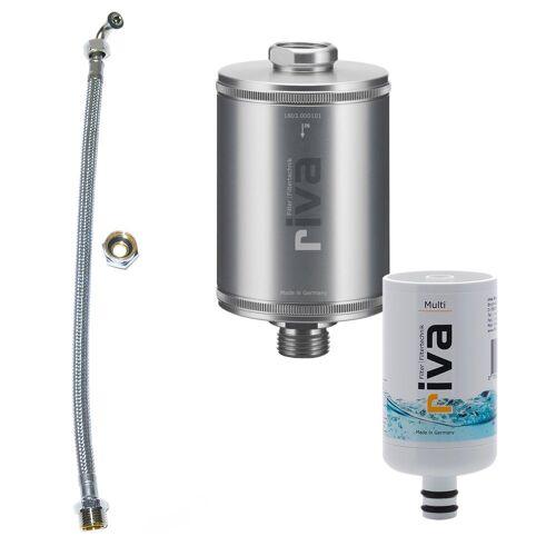 riva Wasserfiltertechnik Wasserfilter Multi, Zubehör für Wasserhahn