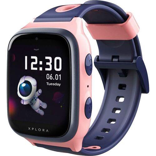 Xplora X4 Smartwatch (3,55 cm/1,4 Zoll), rosa