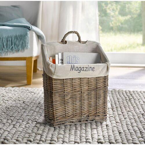 HomeLiving Aufbewahrungskorb »Magazine«