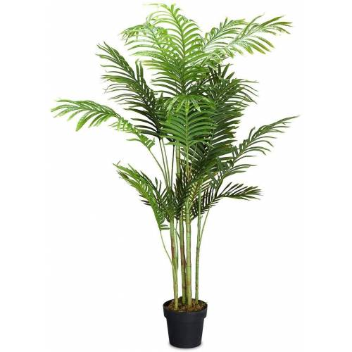 COSTWAY Kunstbaum »Zimmerpflanze Deko«, , Höhe 150 cm, Grün