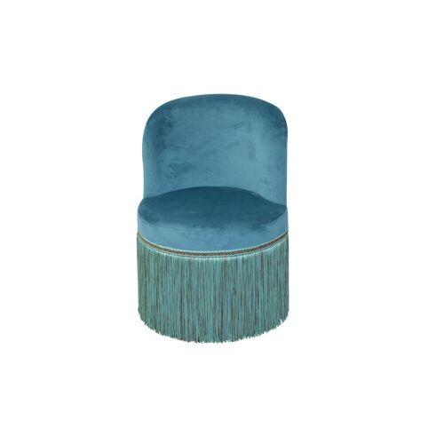 moebel-direkt-online Sessel »Max« (1-tlg), trendige Samtoptik, grün