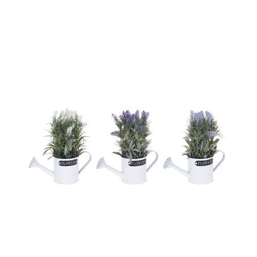 HTI-Living Kunstpflanze »Dekopflanze im Topf Dekopflanze im Topf«, , Höhe 10 cm