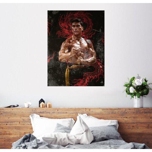 Posterlounge Wandbild, Bloodsport
