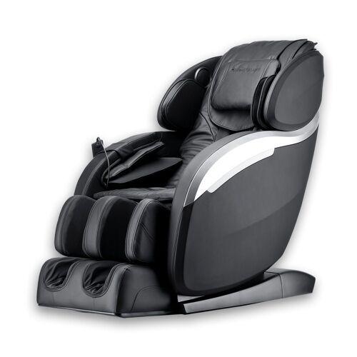 HOME DELUXE Massagesessel »Massagesessel Dios V2« (1-tlg), Ganzkörpermassage, schwarz   schwarz