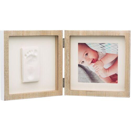 ART BABY ART Bilderrahmen »Quadratischer Bilderrahmen My Baby Style, Wooden«