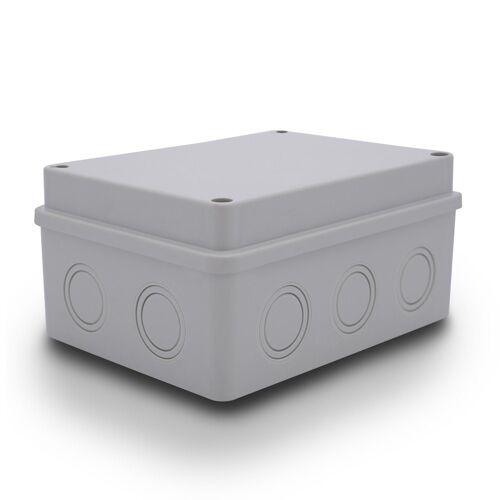 ARLI »3x Abzweigdose 150 x 110 x 70 mm Industriegehäuse Leergehäuse Verteilerkasten aufputz Dose« Steckdosenverteiler