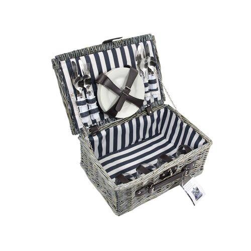 HTI-Living Picknickkorb »Picknick-Korb 21-teilig«, Picknickkorb