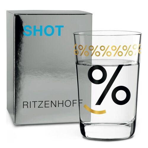 Ritzenhoff Schnapsglas »Next Shot C. van Ommen 40 ml«