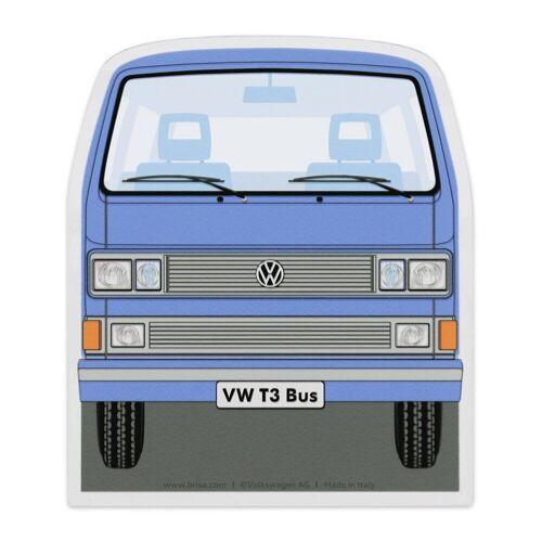 VW Collection by BRISA Eiskratzer VW Bulli T1/T2/T3 & Käfer, Bus T3/Blau