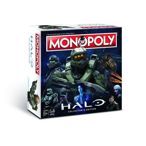 Winning Moves Spiel, Brettspiel »Monopoly Halo«