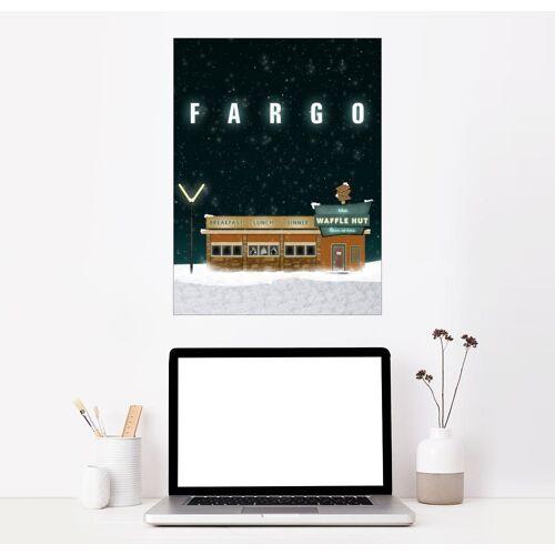Posterlounge Wandbild, Fargo