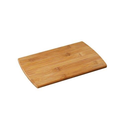 ZASSENHAUS Frühstücksbrett »Frühstücksbrett 2er-Set Frühstücksbrett 2er-Set«, Bambus