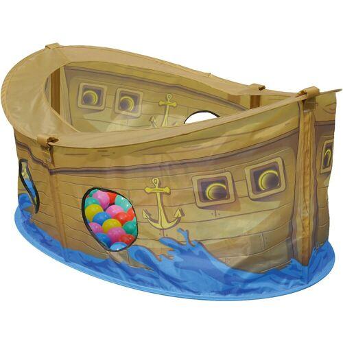 Knorrtoys® Bällebad »Bällebad Skipper inkl. 50 Bälle«