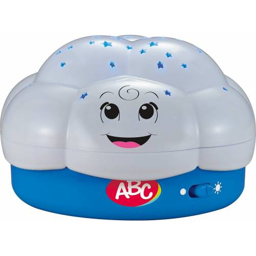 SIMBA Nachtlicht »ABC Baby Nachtlicht mit Spieluhr«