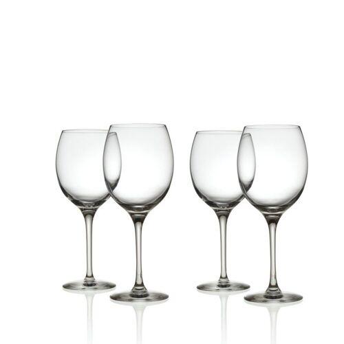 Alessi Weißweinglas »Weißweinglas Mami XL 4er Set«