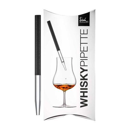 Eisch Whisky-Pipette »Gentleman Whisky-Pipette Schwarz« (1 Stück)