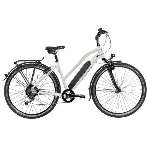SiGN E-Bike, 8 Gang Shimano Shimano Deore Schaltwerk, Kettenschaltung, Heckmotor 250 W