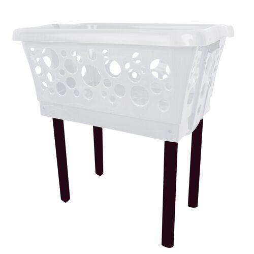 Centi Wäschekorb »Wäschekorb mit Beinen«