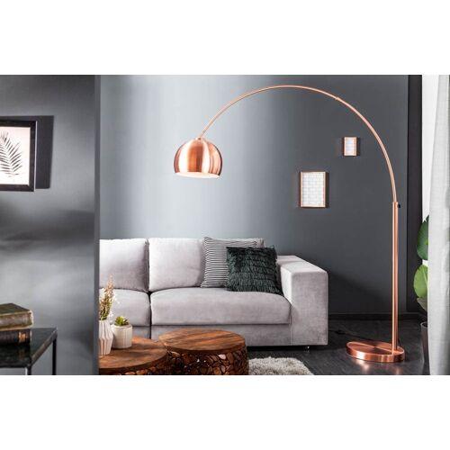 riess-ambiente Bogenlampe »LOUNGE DEAL 170-210cm kupfer«