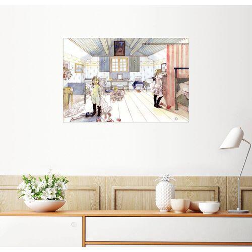 Posterlounge Wandbild, Mütter- und Mädchenzimmer