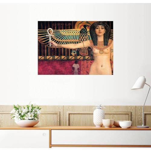 Posterlounge Wandbild, Das alte Ägypten (Isis)