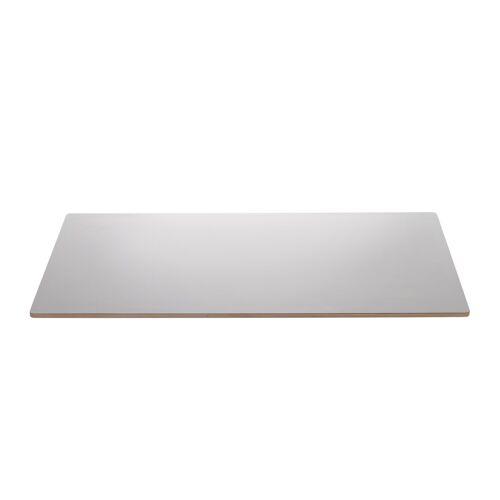 ebuy24 Esstisch »Bone Esstisch Zusatzplatte 1 Stk. 45x90 cm, grau H«