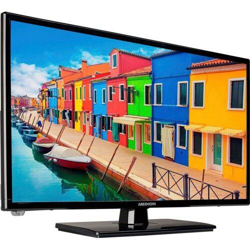 Medion LIFE® E12443 LCD-LED Fernseher (59,9 cm/23,6 Zoll, Full HD, mit DVD Player), Energieeffizienzklasse A