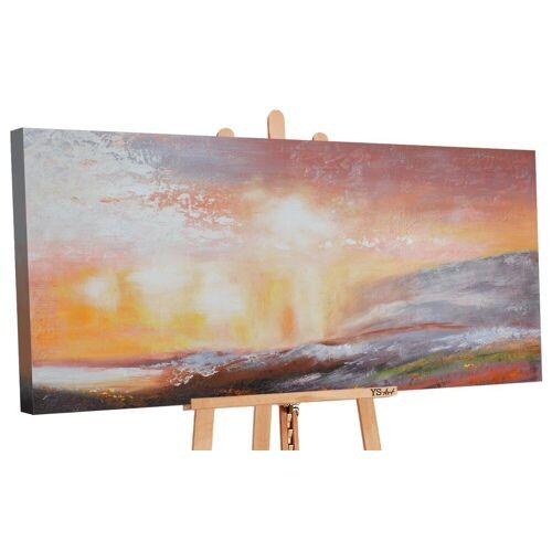 ART YS-Art Gemälde »Die Kraft der Natu 149«