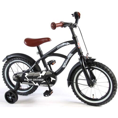 Volare Kinderfahrrad »Fahrrad 14 zoll Black Cruiser«, 1 Gang