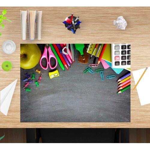 cover-your-desk.de Schreibtischaufsatz »Schreibtischunterlage für Kinder – Schreibtischmaterial – 60 x 40 cm – aus hochwertigem Vinyl«, (1-St)