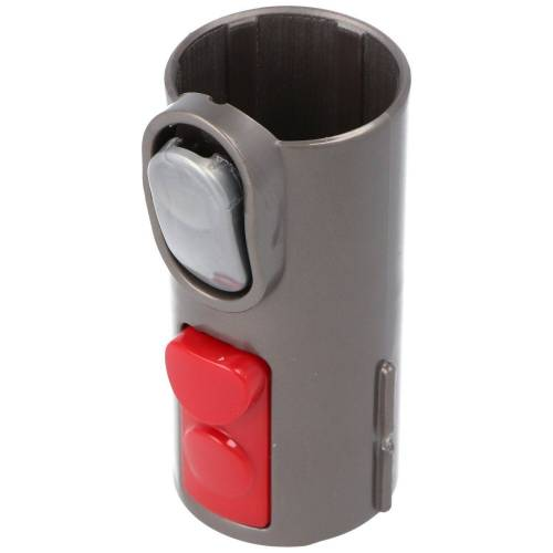 AccuCell Staubsaugerrohr Staubsauger-Adapter passend für Dyson 968235-01 vo