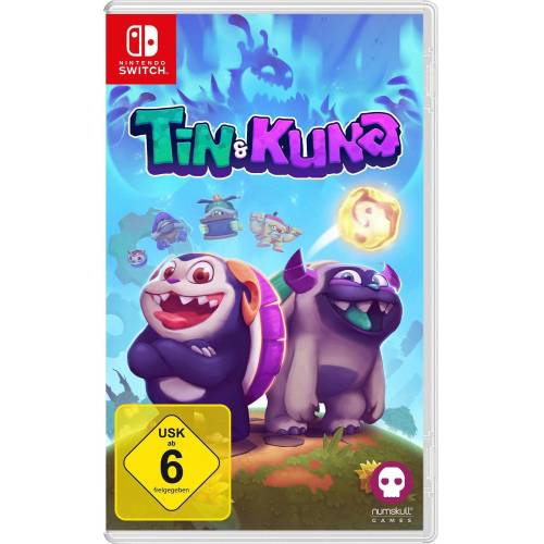 Nintendo Tin & Kuna Nintendo Switch