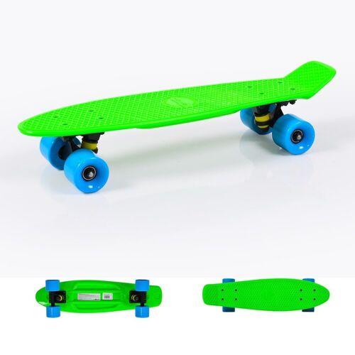Moni Skateboard »Kinder Skateboard Spice 22 Zoll«, grün