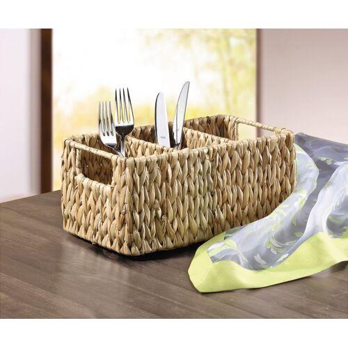 HomeLiving Picknickkorb »Besteckkorb«