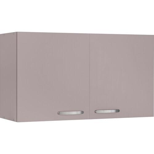 wiho Küchen Hängeschrank »Kansas« 100 cm breit, Cashmere/Cashmere