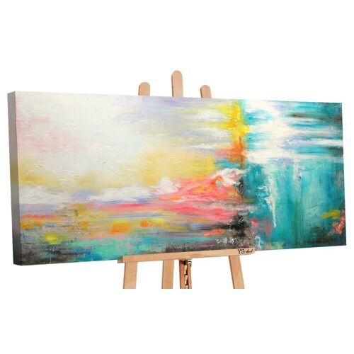 ART YS-Art Gemälde »Wunderschöner Laune 049«