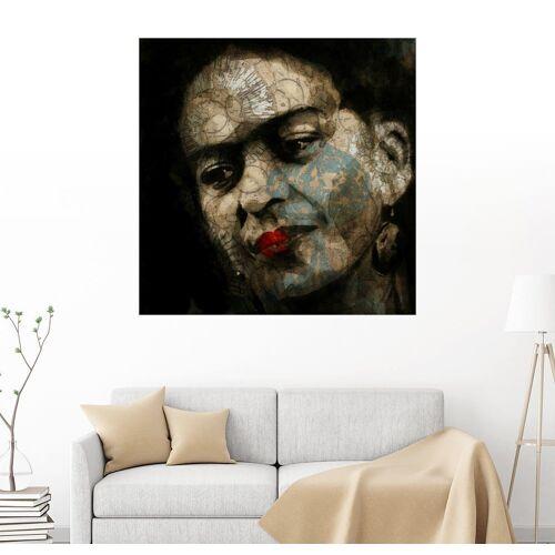 Posterlounge Wandbild, Premium-Poster Frida