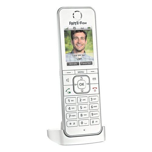 AVM »FRITZ!FON C6« Schnurloses DECT-Telefon (für Telefonie und Smart Home)