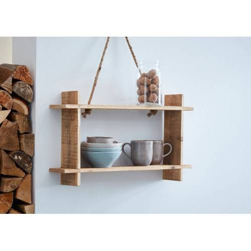 HomeLiving Wandregal »Upcycling«
